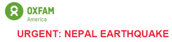 give for nepal